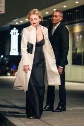 "Emily Alyn Lind - ""Gossip Girl"" Set in New York 11/20/2020"