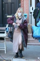 Emily Alyn Lind - Out in Manhattan 11/16/2020