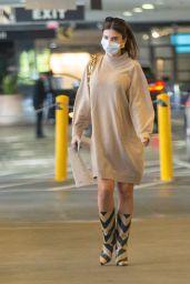 Emily Ratajkowski - Out in LA 11/26/2020
