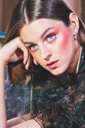 Emma Corrin - Glamour UK Autumn 2020 / Winter 2021