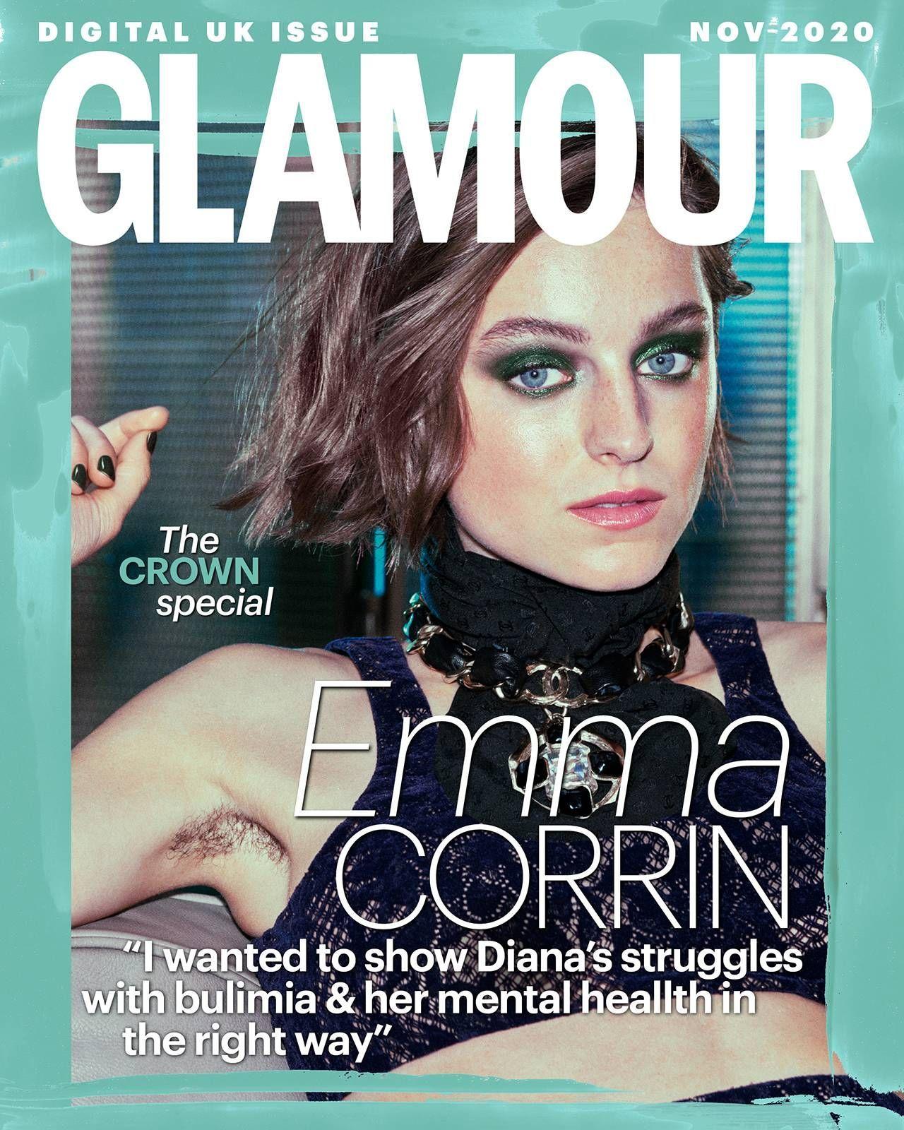 Kylie Jenner | Glamour UK | 2018 Cover | Fashion Shoot