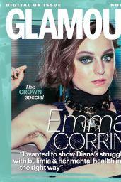 Emma Corrin - Glamour UK Autumn 2020 / Winter 2021 Photos