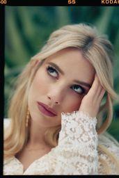 Emma Roberts - Cosmopolitan Magazine December 2020