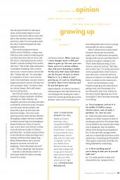 Emma Roberts - Cosmopolitan Magazine December 2020 Issue