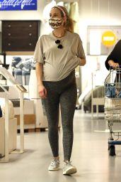 Emma Roberts - Shopping at Ikea in LA 11/18/2020