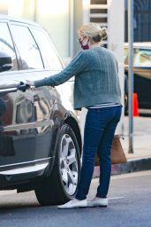 Emma Roberts - Shopping in LA 11/09/2020