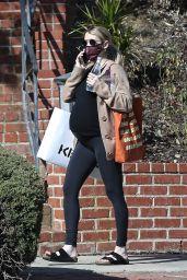 Emma Roberts - Xmas Shopping in LA 11/19/2020
