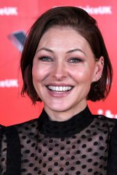 Emma Willis - The Voice UK Photocall Series 4 in Manchester 11/11/2020