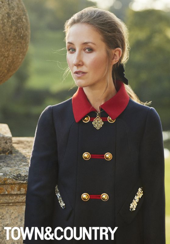 Erin Douherty - Town and Country Magazine Winter 2020