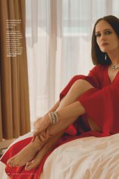 Eva Green - Tatler Magazine Russia December 2020 Issue