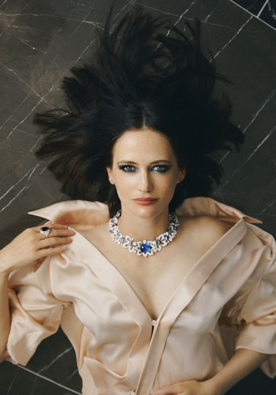 Eva Green - Tatler Russia - December 2020 Photos