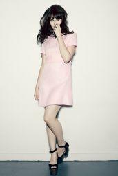 Felicity Jones - Photoshoot for Black Book Magazine 2012