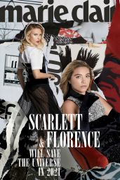 Florence Pugh - Marie Claire Winter 2020 Issue