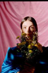 Gemma Arterton - Photoshoot for The Laterals December 2020