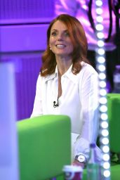 Geri Halliwell on The One Show in London 11/18/2020
