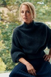 Gillian Anderson - Net-a-porter for Porter magazine Decembre 2020