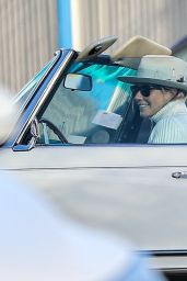 Gwyneth Paltrow – Biden's Victory Parade in West Hollywood 11/07/2020
