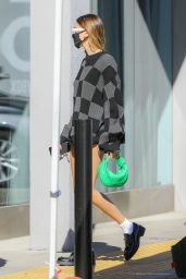 Hailey Bieber - Out in West Hollywood 11/15/2020