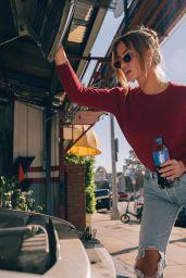 Haley Kalil - Ian Passmore Photoshoot in LA November 2020