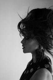 Helena Bonham Carter - Weekend Magazine Photoshoot 10/31/2020