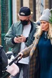 Hilary Duff - Out in New York City 11/28/2020