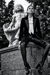 Irina Shayk - Vogue Germany December 2020 Photos