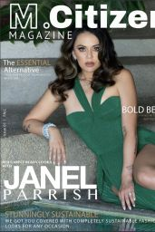 Janel Parrish - M. Citizen Magazine Fall 2020