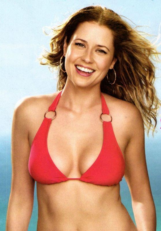 Jenna Fischer - Shape Magazine November 2009