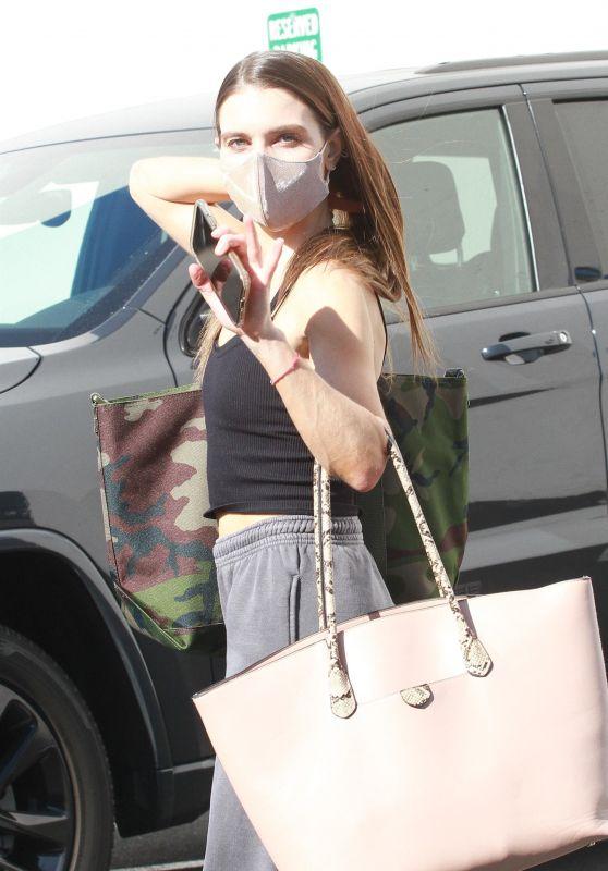 Jenna Johnson - Arrives at the Studio in LA 11/23/2020
