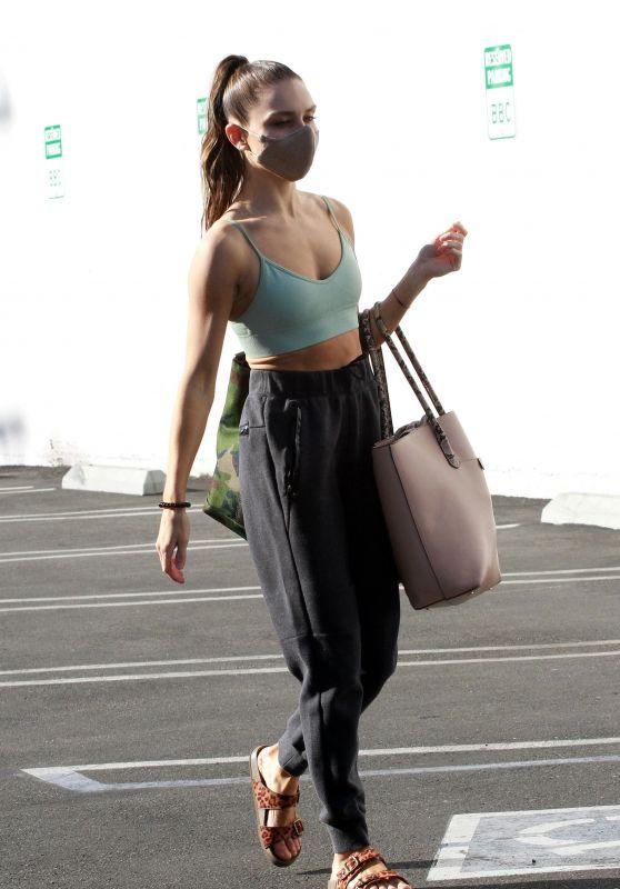 Jenna Johnson at the Dance Studio in LA 11/21/2020