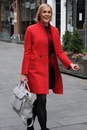 Jenni Falconer - Leaving Global Radio in London 11/06/2020