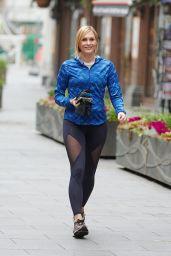 Jenni Falconer - Leaving Global Radio in London 11/16/2020