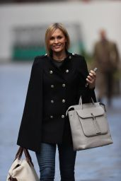 Jenni Falconer Street Style - London 11/26/2020