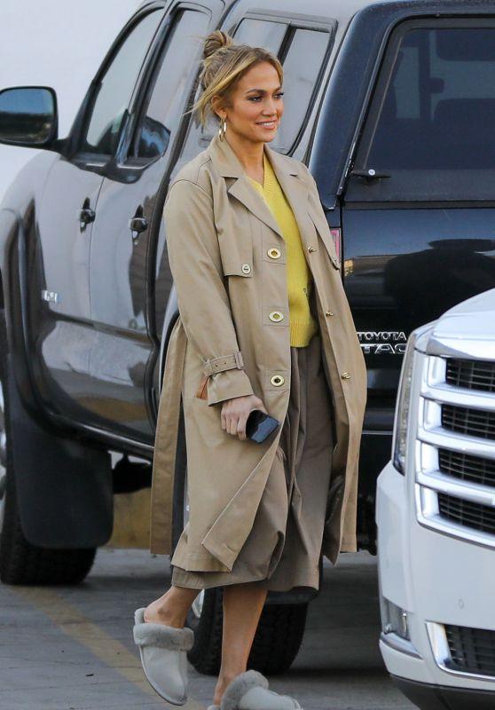 Jennifer Lopez - Photoshoot in Los Angeles 11/11/2020