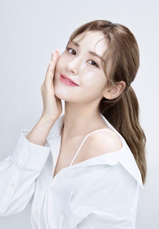 "Jeon Somi - Hada Labo ""Goku Jyun"" Lotion 2020"