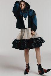 Jeon Somi - Photoshoot for Elle Magazine Korea September 2020
