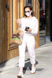 Jessica Alba in Casual Outfit - LA 11/22/2020