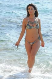 Jessica Hayes on the Beach in Turkey 11/25/2020