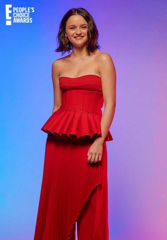 Joey King – 2020 People's Choice Awards Portrait Studio Pic