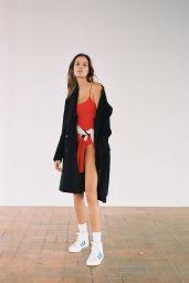Josephine Skriver - Costume by Olivia Frølich December 2020