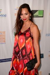 "Juliana Ortega - ""The Comeback Trail"" Screening at the 35th Fort Lauderdale International Film Festival"