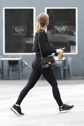 Julianne Hough - Out in Los Angeles 11/05/2020