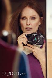 Julianne Moore - Dujour Magazine September 2020
