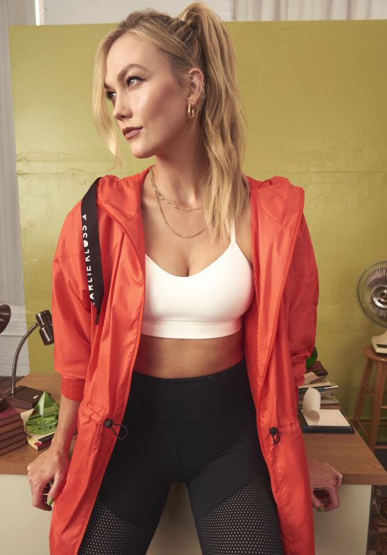 Karlie Kloss - Adidas SS21 November 2020