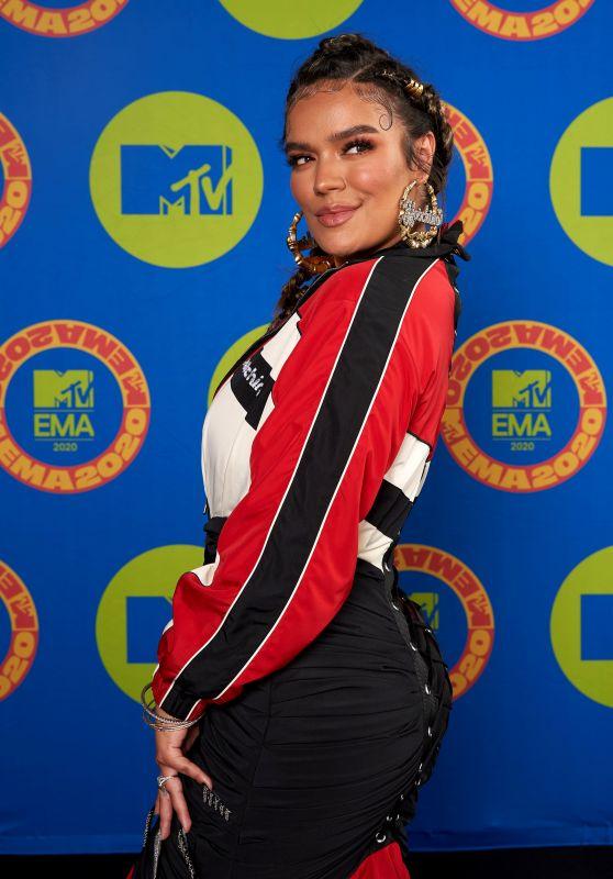 Karol G – 2020 MTV EMAs in Los Angeles