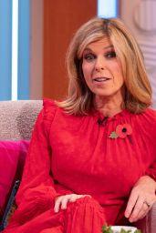 Kate Garraway - Lorraine TV Show in London 11/02/2020
