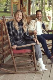 Kate Hudson - Health Magazine December 2020 Issue