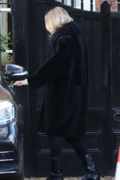 Kate Moss - Out in London 11/13/2020