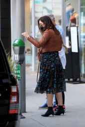 Katharine McPhee - Shopping in LA 11/18/2020