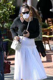 Katharine McPhee - Shopping in West Hollywood 11/09/2020